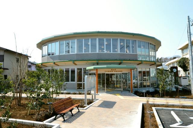 施設案内 流山市立木の図書館|流山市